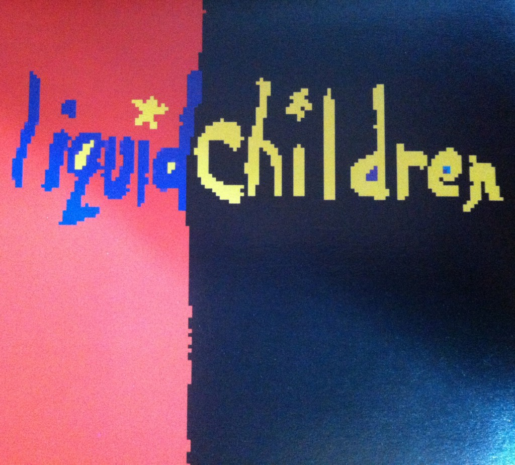 liquid children cd cover