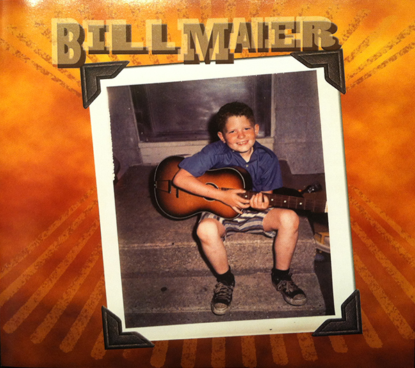 Bill Maier CD Cover